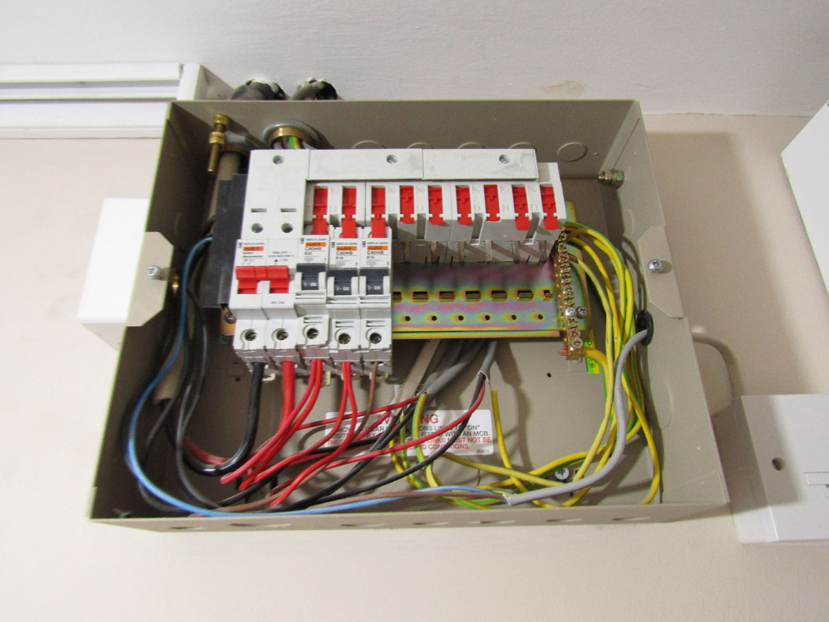 Electrical Panel Condition Report Elitenet