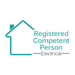 registered electrical competence logo for awarded to elitenet.