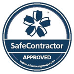 safe contractor approved logo for elitenet.